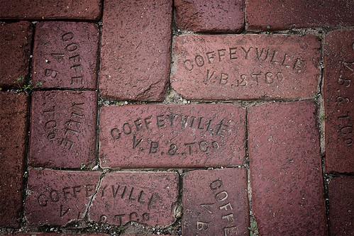 Coffeyville Bricks