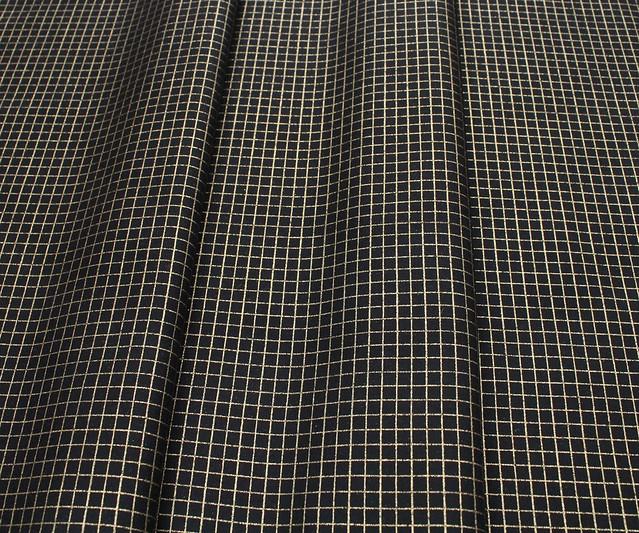 Ruby Star Society Anagram & Grid RS3005-22M Grid Metallic Black Gold