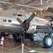 8th Air Force Museum SC 2017, Boeing B-17 Fortress under restoration