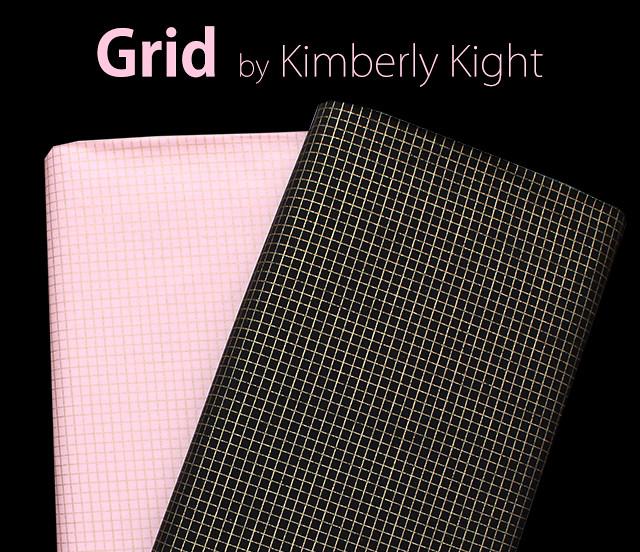 Ruby Star Society Grid by Kimberly Kight