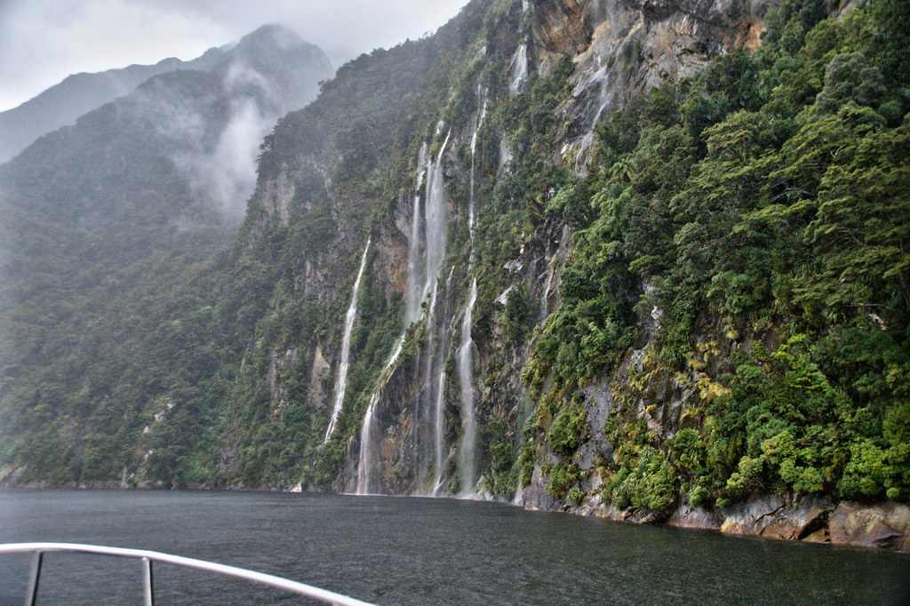 doubtful sound in March
