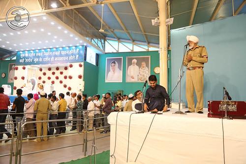 SNM Branch Sanyojak Sant Niranakri Colony DL, Manmohan Khurana