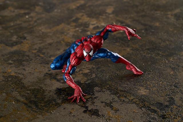 千值練全新高階軟膠模型『sofbinal』系列 第二彈「蜘蛛人」(ソフビナル スパイダーマン)商品情報公開!