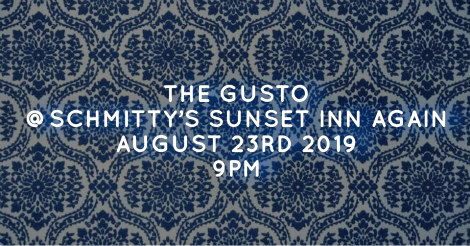 The Gusto 8-23-19