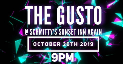 The Gusto 10-26-19
