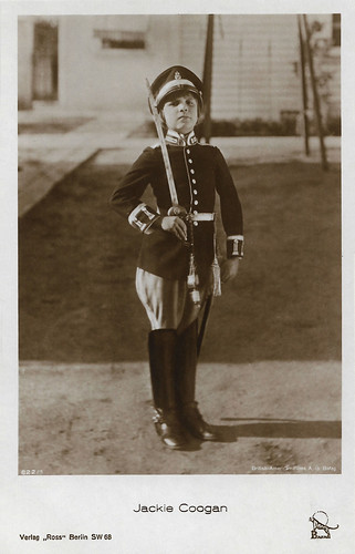 Jackie Coogan in Long Live the King (1923)