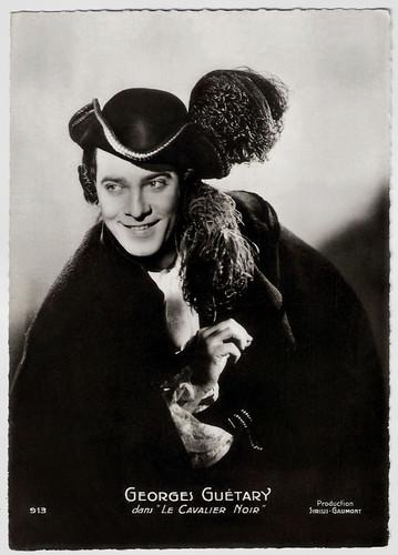Georges Guétary in Le Cavalier Noir (1945)
