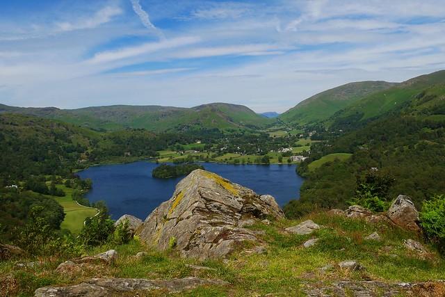 Grassmere Lake, Lake District