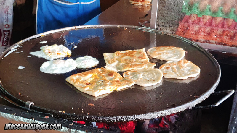 roti taew nam phuket charcoal
