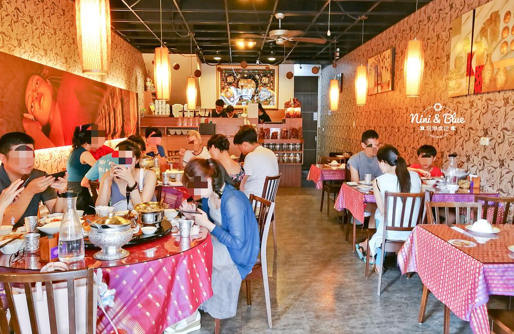 曼谷皇朝 台中泰式料理 推薦 菜單價位39