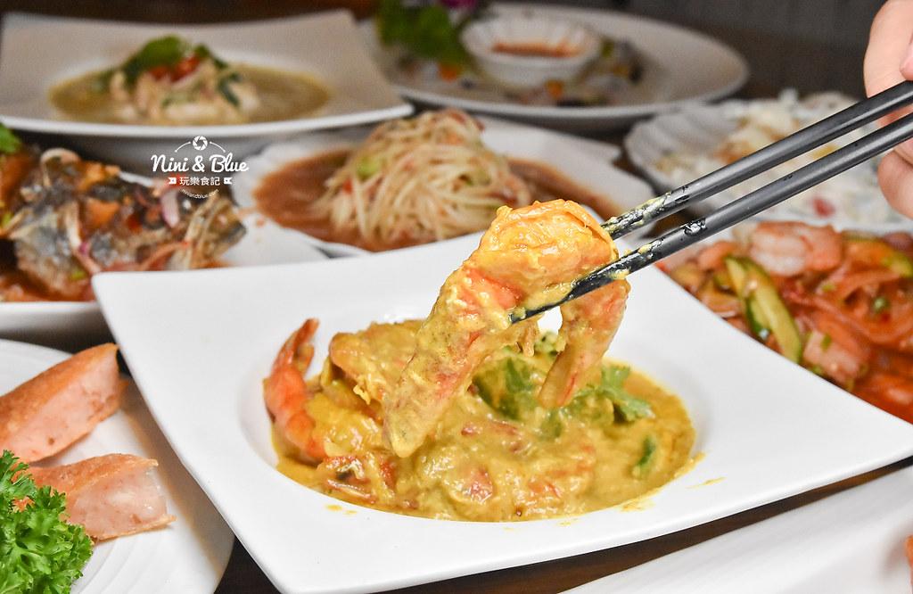曼谷皇朝 台中泰式料理 推薦 菜單價位30