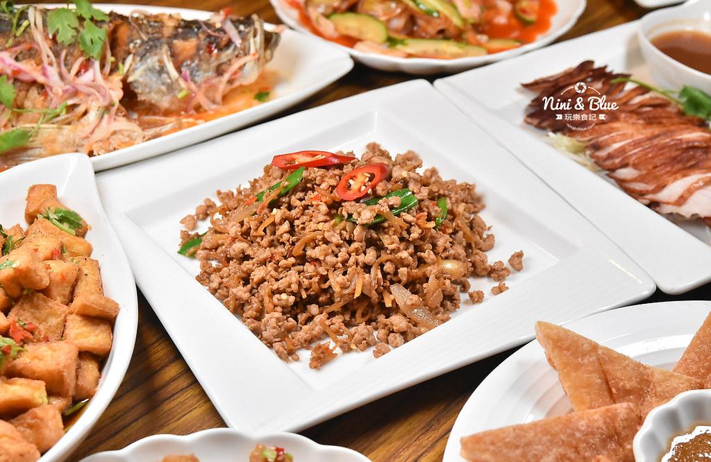 曼谷皇朝 台中泰式料理 推薦 菜單價位22
