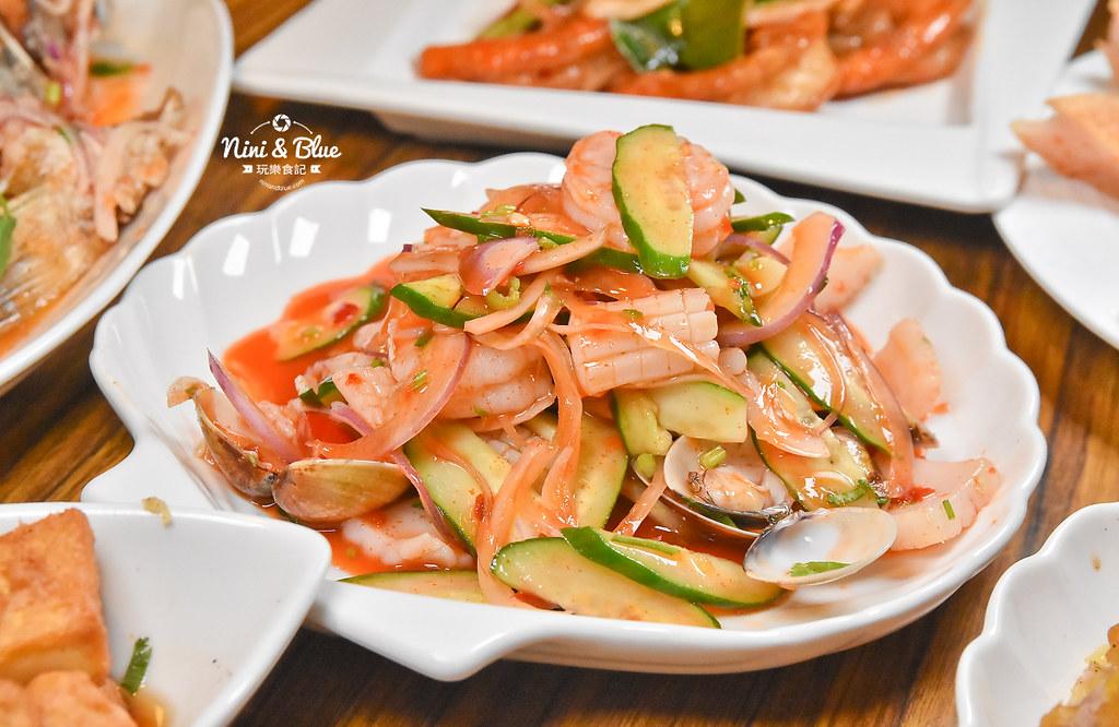 曼谷皇朝 台中泰式料理 推薦 菜單價位18