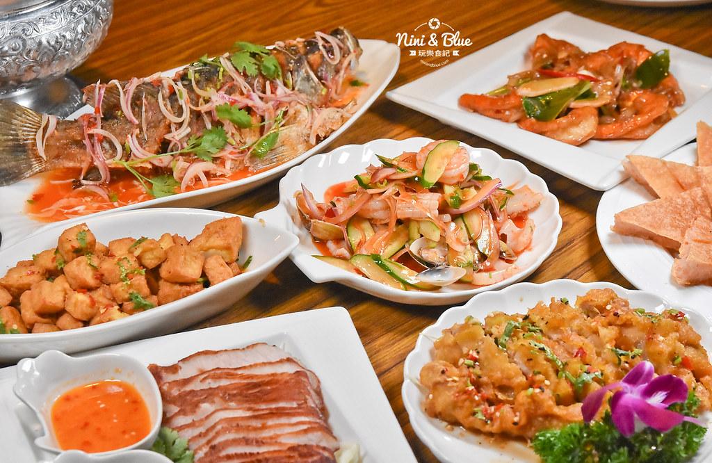 曼谷皇朝 台中泰式料理 推薦 菜單價位17