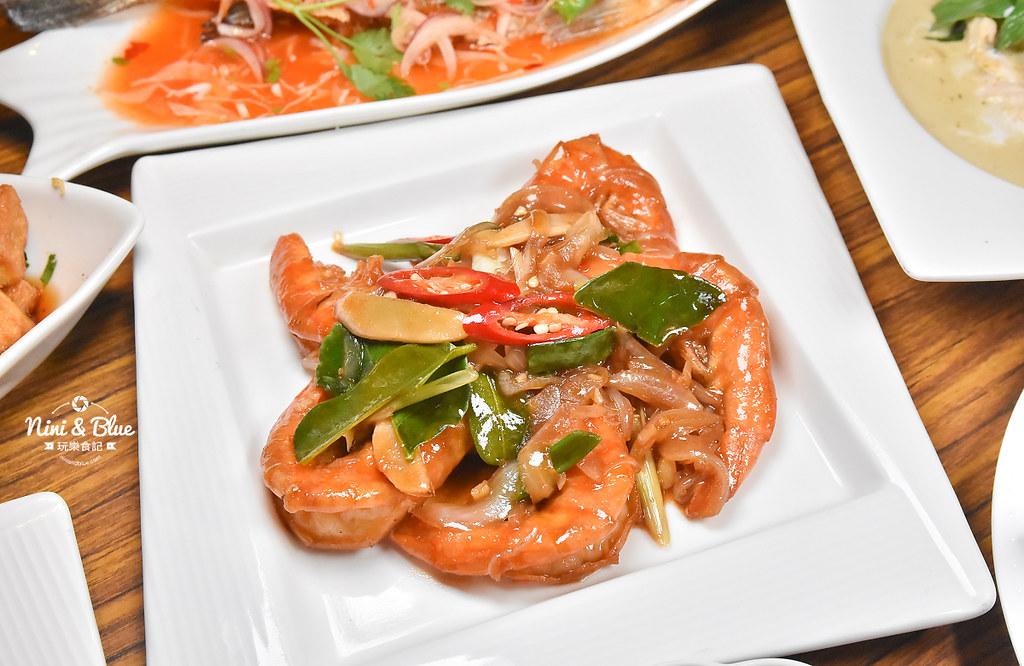 曼谷皇朝 台中泰式料理 推薦 菜單價位15