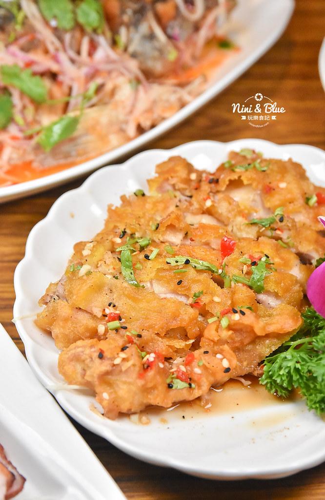 曼谷皇朝 台中泰式料理 推薦 菜單價位12