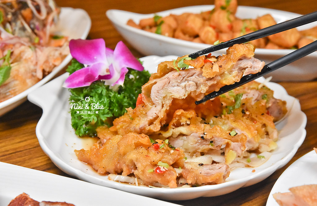 曼谷皇朝 台中泰式料理 推薦 菜單價位10