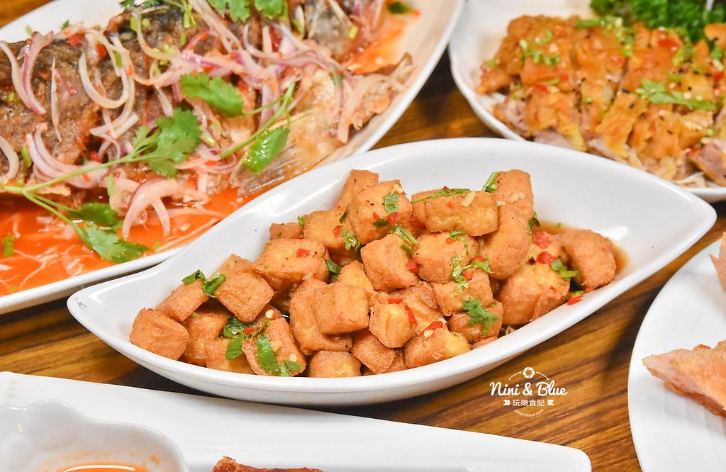 曼谷皇朝 台中泰式料理 推薦 菜單價位08