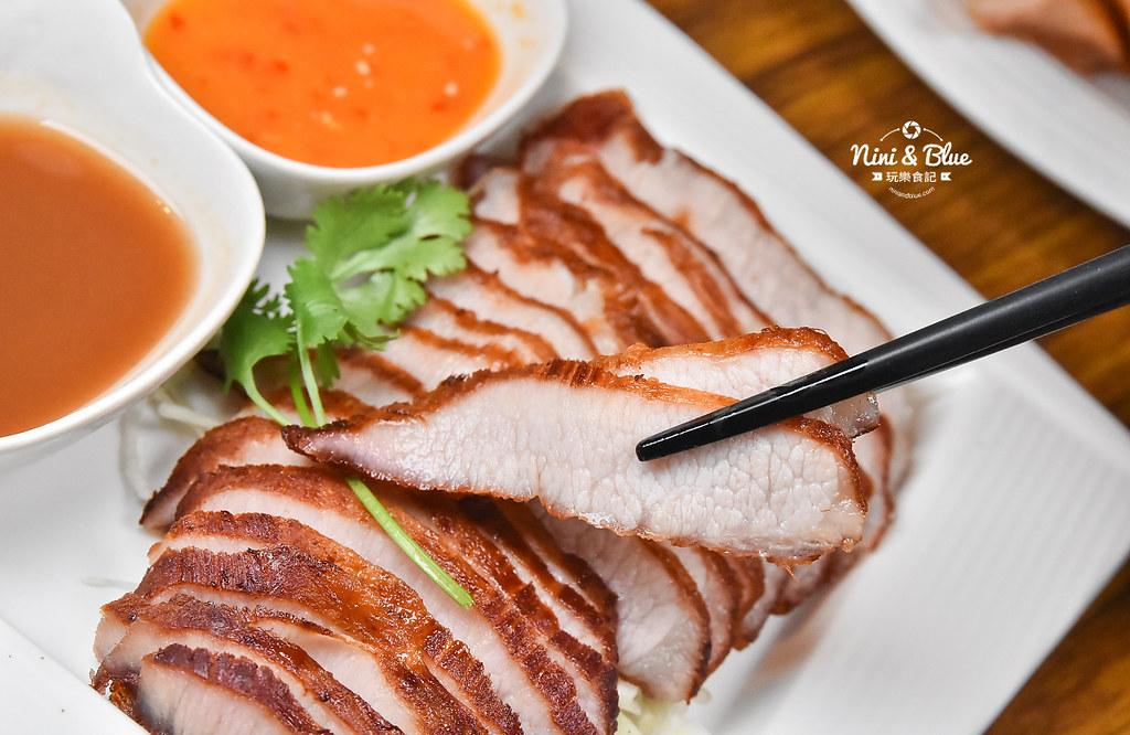曼谷皇朝 台中泰式料理 推薦 菜單價位07