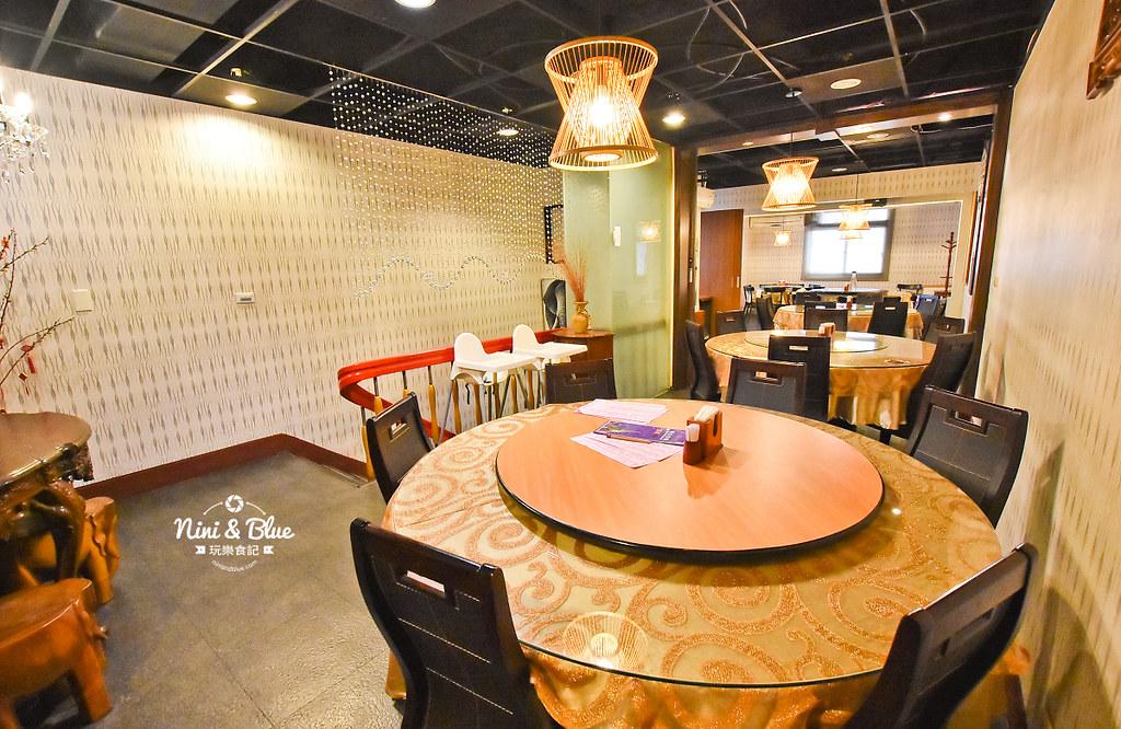 曼谷皇朝 台中泰式料理 推薦 菜單價位01