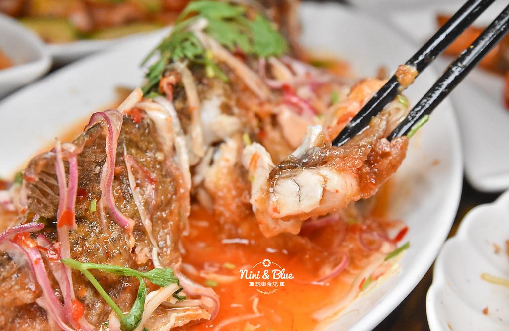 曼谷皇朝 台中泰式料理 推薦 菜單價位34