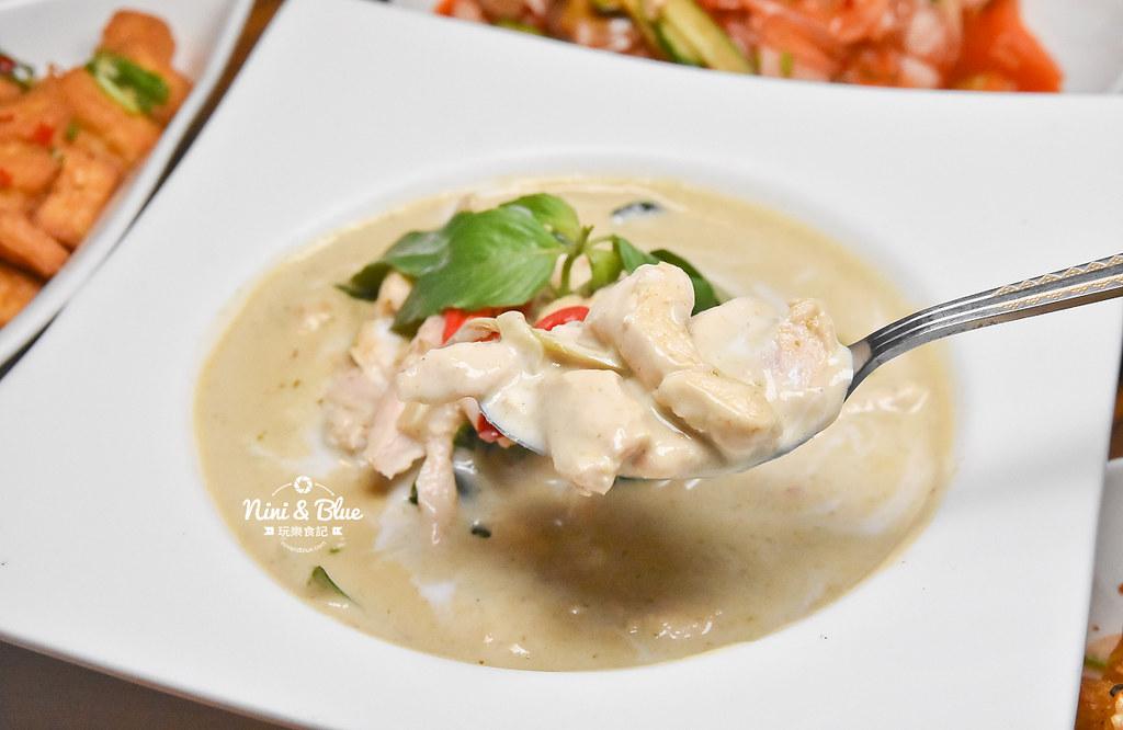 曼谷皇朝 台中泰式料理 推薦 菜單價位32