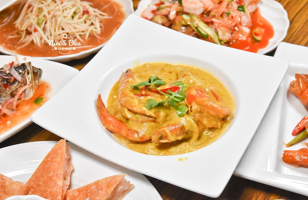 曼谷皇朝 台中泰式料理 推薦 菜單價位29