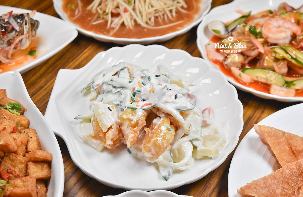 曼谷皇朝 台中泰式料理 推薦 菜單價位26