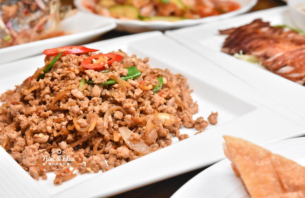 曼谷皇朝 台中泰式料理 推薦 菜單價位23