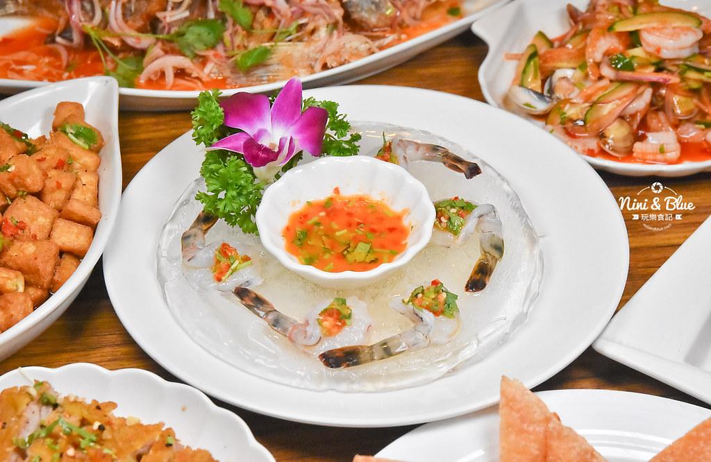 曼谷皇朝 台中泰式料理 推薦 菜單價位19