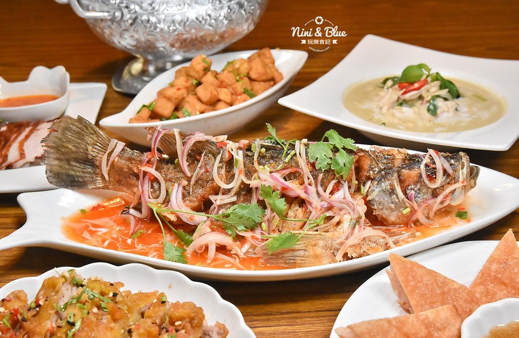 曼谷皇朝 台中泰式料理 推薦 菜單價位14