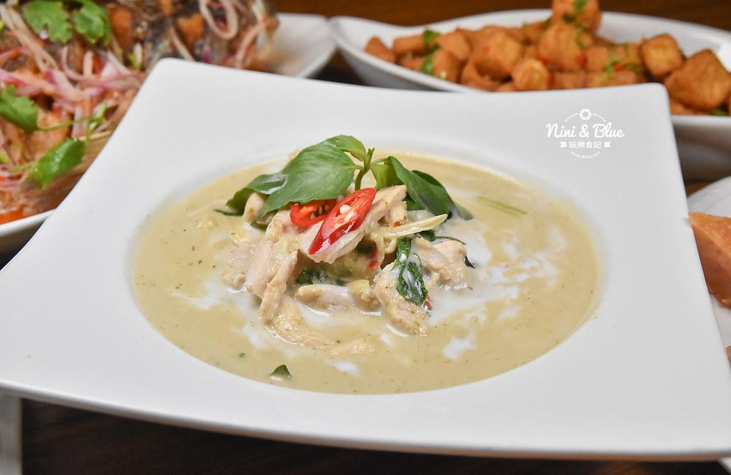 曼谷皇朝 台中泰式料理 推薦 菜單價位13