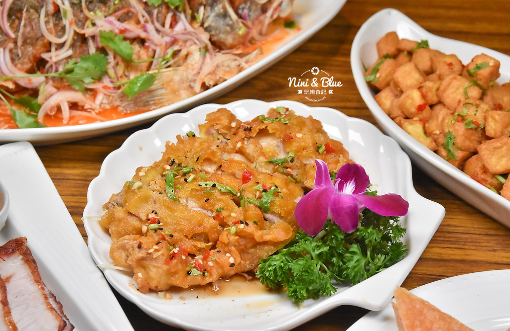 曼谷皇朝 台中泰式料理 推薦 菜單價位11