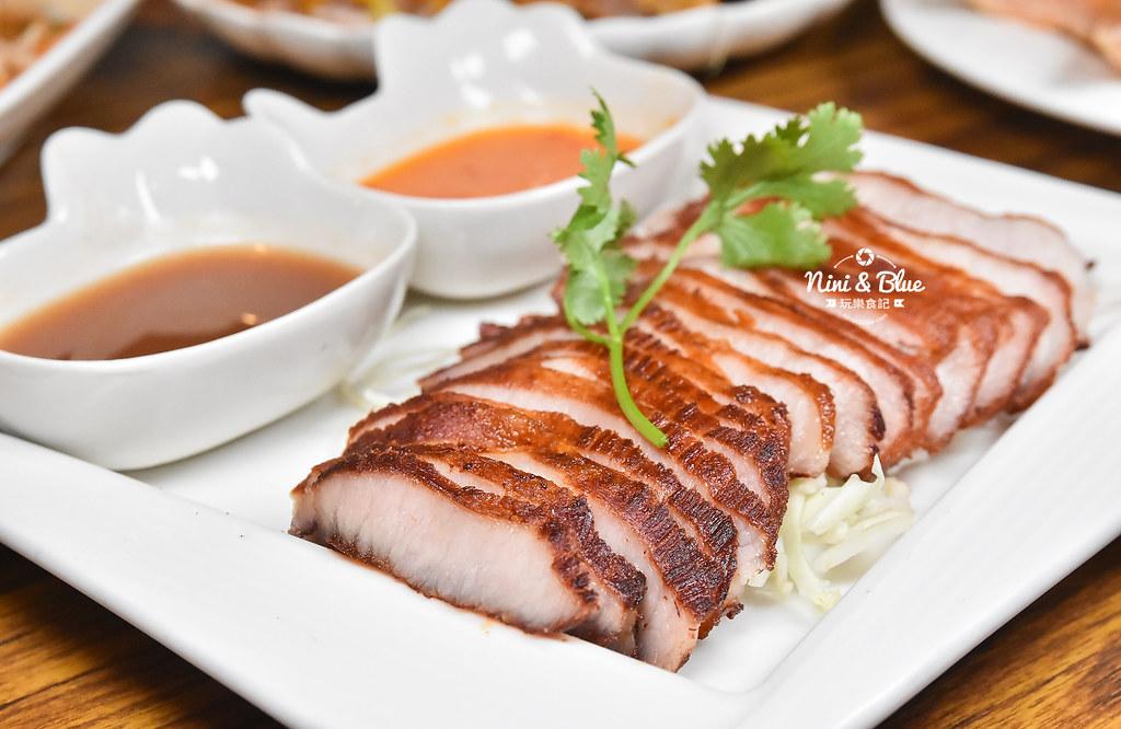 曼谷皇朝 台中泰式料理 推薦 菜單價位06
