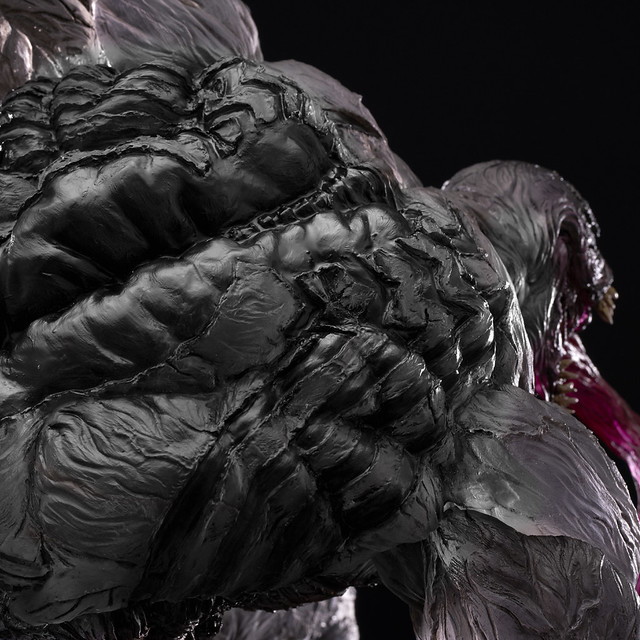 千值練全新高階軟膠模型『sofbinal』系列「猛毒 匿蹤限定版」(ソフビナル ステルス ヴェノム)【UC限定】