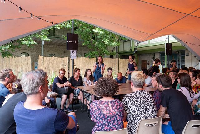 Journée Hauts de France | La place de la création en Région Hauts de France - Émergence / rencontre professionnelle artistes programmateurs