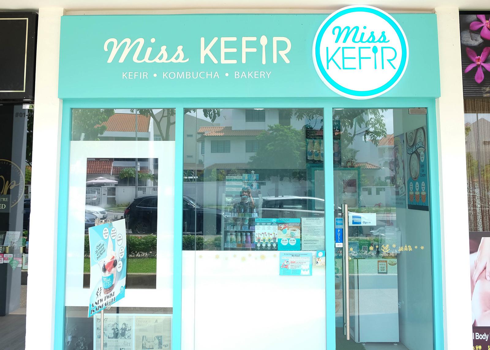 Miss Kefir - Delicious and Guilt-Free Dessert! - Miss Tam Chiak