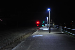 Taihape Station at Night | by JA 1250