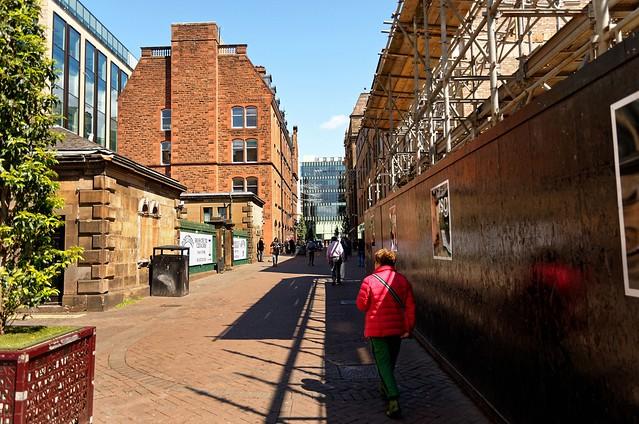 Edinburgh / Rose Street / Rose Street Garden