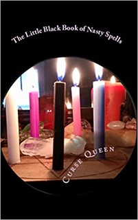 The Little Black Book of Nasty Spells - Curse Queen