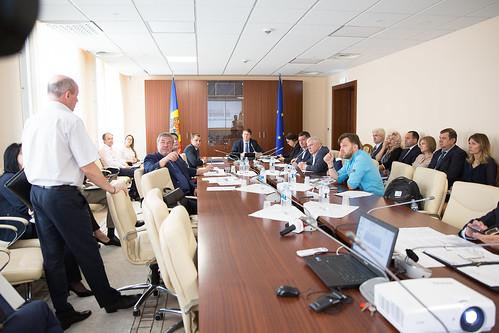 10.07.2019 Şedinţa Comisiei economie, buget şi finanţe