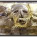 CAPITELLS-GOTICS-PINTURA-ART-PERSONATGES-CONVENT-CAPUTXINES-MANRESA-GOTIC-PARADIS-MORT-PINTURES-PINTOR-ERNEST DESCALS