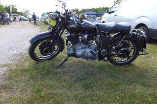 Vincent Rapide Serie C 1950 1000cc OHV