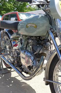 Vincent Grey Flash Replica 1950 500cc OHV