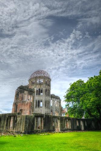 04-06-2019 'A-Bomb Dome' at Hiroshima (8)
