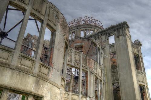 04-06-2019 'A-Bomb Dome' at Hiroshima (2)