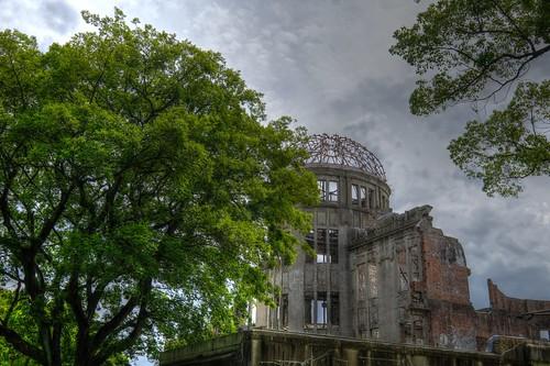 04-06-2019 'A-Bomb Dome' at Hiroshima (14)