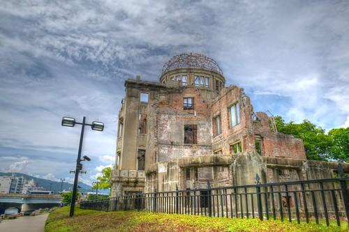 04-06-2019 'A-Bomb Dome' at Hiroshima (4)