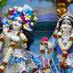 ISKCON Bangalore Deity Darshan 10 July 2019