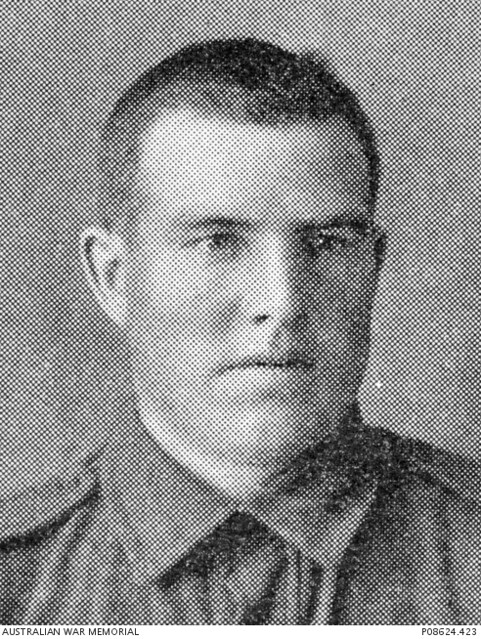 587 Driver Richard Law, 1st Divisional Train, Army Service Corps (later 1st Pioneer Battalion) of Enfield, NSW.